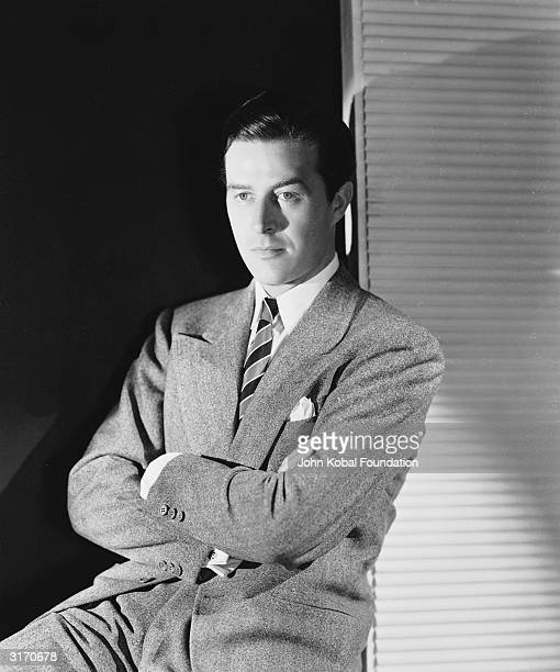 Welshborn actor Ray Milland who won the 1946 Best Actor Oscar for his role in 'The Lost Weekend'