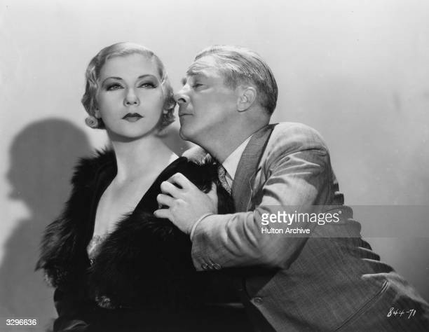 Lilyan Tashman and Skeets Gallagher feature in the film 'Up Pops The Devil' a comedy drama directed by A Edward Sutherland for Paramount