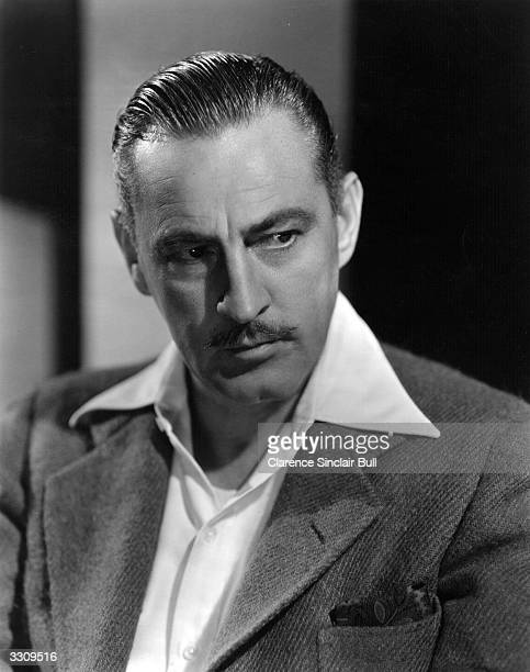 Metro Goldwyn Mayer star John Barrymore the film and stage actor He was a famous romantic lead of the 1920s but went on to appear in poor comedies...