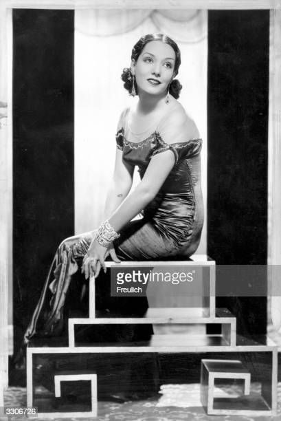 Mexican actress Lupe Velez born Guadeloupe Velez de Villalobos who was married to actor Johnny Weissmuller from 1933 to 1938 and committed suicide...
