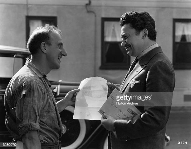 Jean Hersholt , the Danish character actor in Hollywood who was largely responsible for the Motion Picture Country Home and Hospital in Calabasas. He...