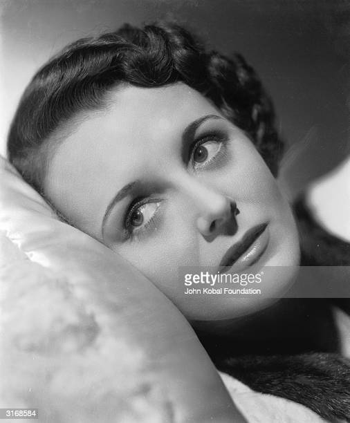 American actress Mary Astor .
