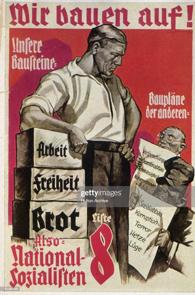 Vote Nazi : News Photo