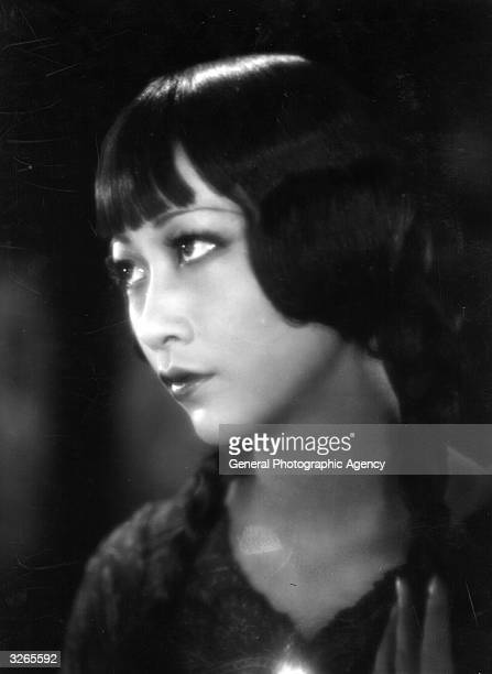 Anna May Wong the stage name of Wong Liu Tsong the AmericanChinese actress also known as 'Butterfly Wu'