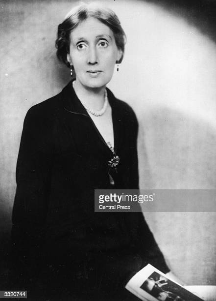 English critic novelist and essayist Virginia Woolf