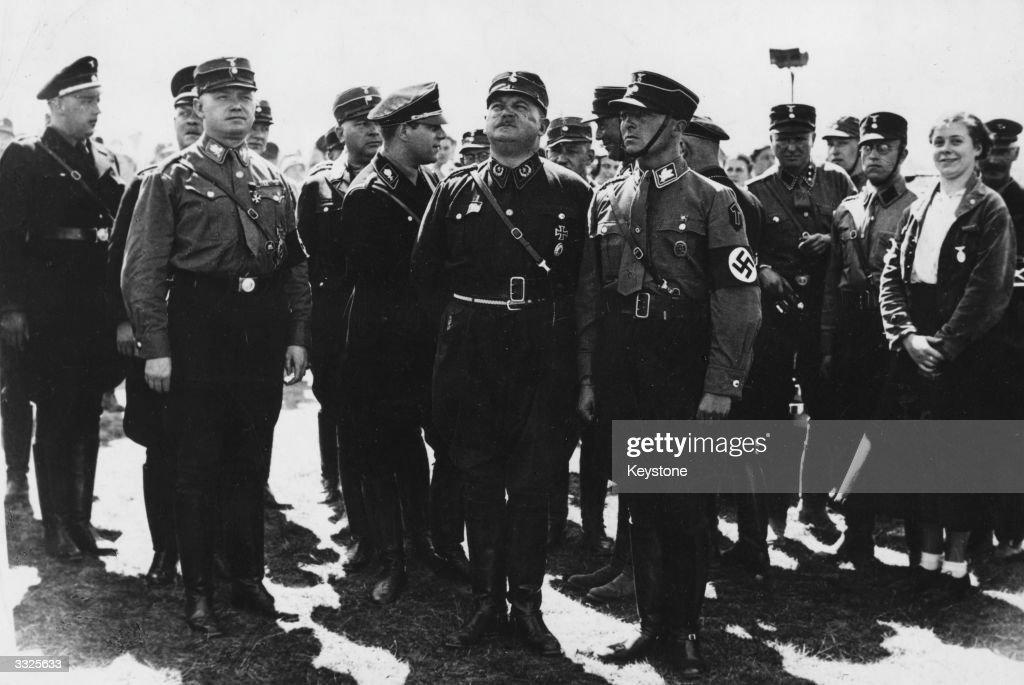 Ernst Roehm : News Photo