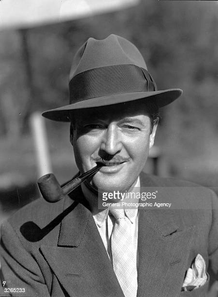 Film actor Edmund Lowe who retired following the death of his second wife Lilyan Tashman then returned to the screen with a starring role in 'Gift of...