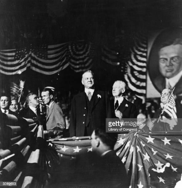 Herbert Hoover , the 31st President of the United States.