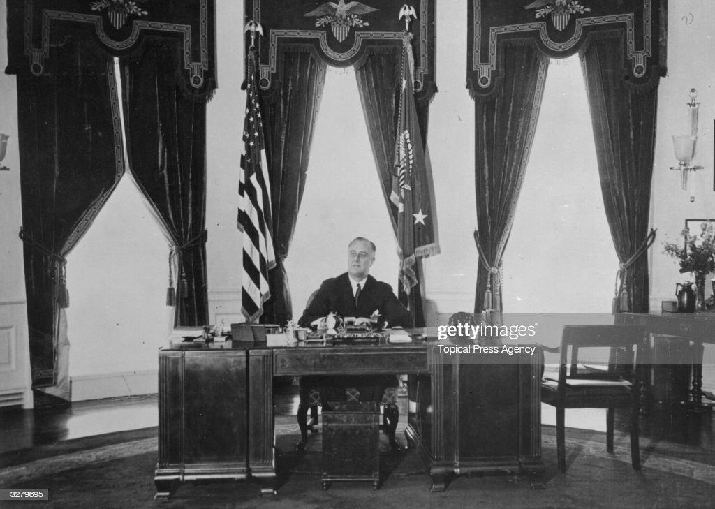 Roosevelt : News Photo