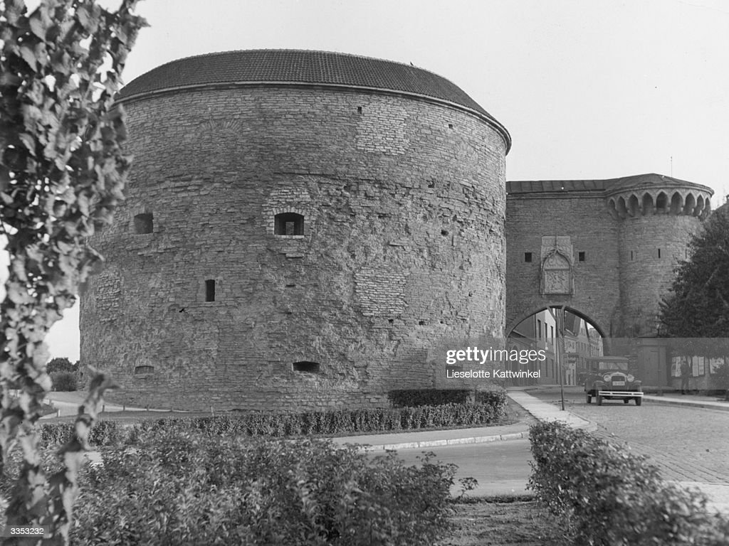 Tower Fort : News Photo