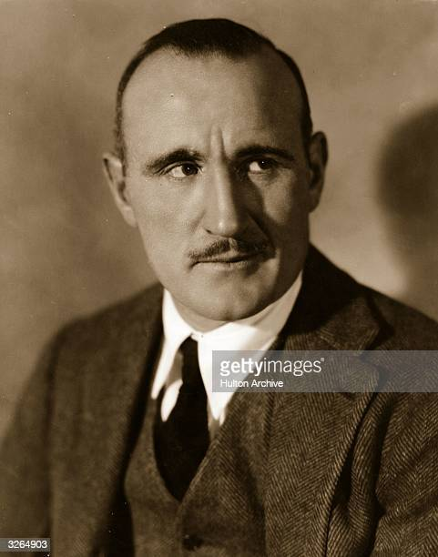 British screen actor Donald Crisp . He worked as a director for D W Griffith, before deciding to concentrate on his acting career.