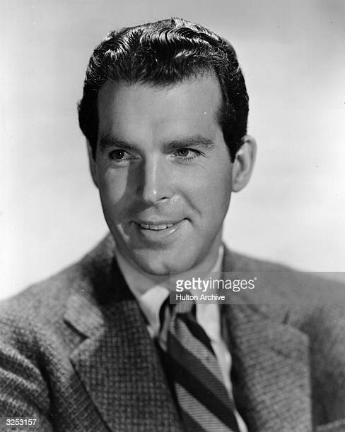 Fred MacMurray the Hollywood film star who also appeared in the long running television series 'My Three Sons' His second wife was June Haver