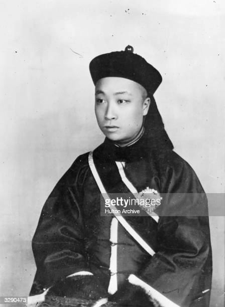 Henry PuYi personal name of Hsuan T'ung Last Emperor of China After the revolution of 1912 he was known as Henry PuYi From 1934 1945 he was the first...