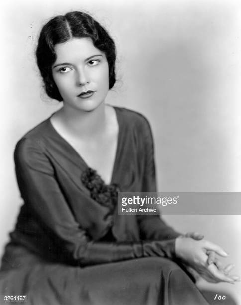 Marguerite Churchill a star of the screen in Hollywood signed by Fox Films