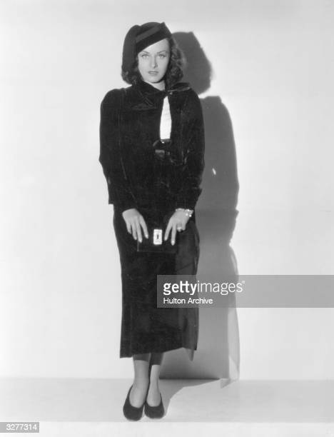 Paulette Goddard born Marion Levy , American leading lady and wife to Charles Chaplin, Burgess Meredith and Erich Remarque.