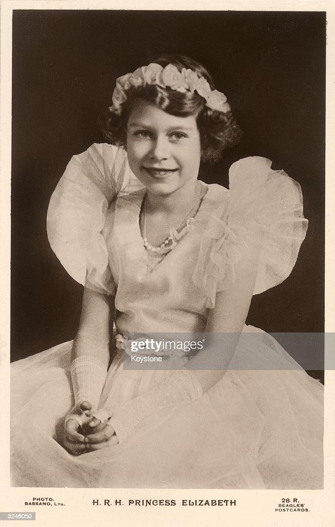 Young Elizabeth : News Photo