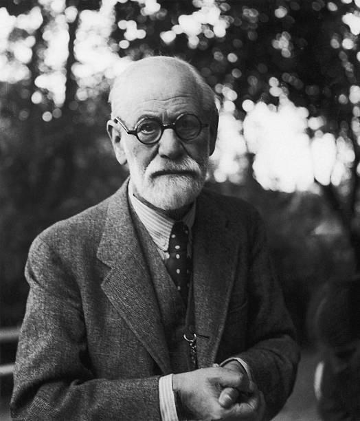 Sigmund Freud the neurologist and founder of psychoanalysis....