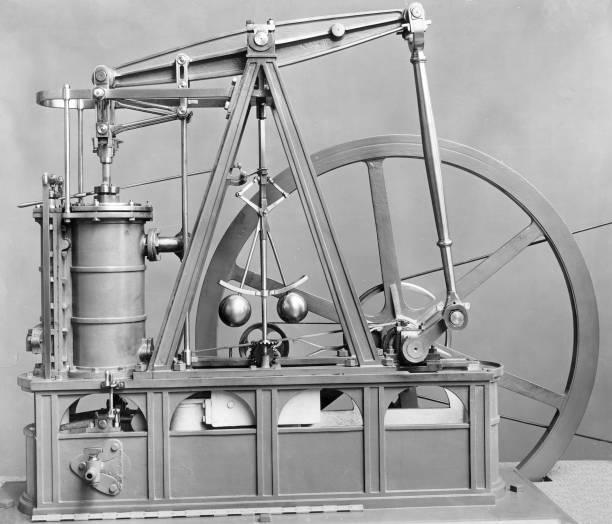 Watt's Engine Wall Art