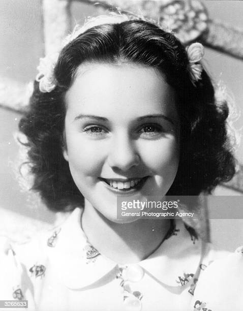 Deanna Durbin the Canadian film actress The first film that brought her fame as a singer was 'Three Smart Girls' She had a lilting soprano voice and...