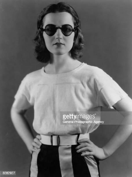 Doris Hill the American actress and Paramount player
