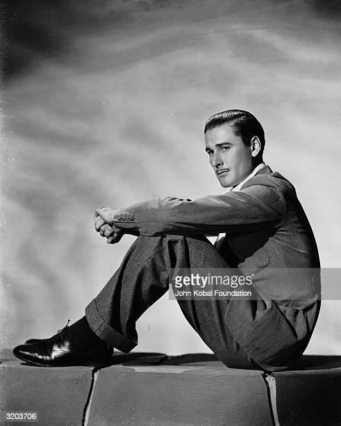 Tasmanian film star Errol Flynn