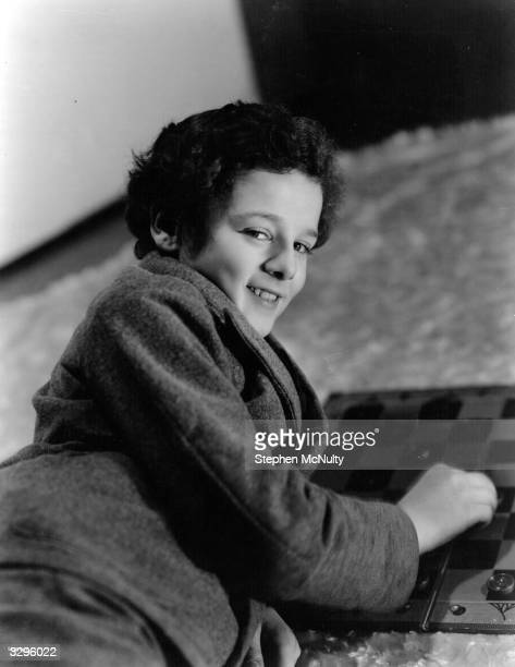 Freddie Bartholomew the Hollywood child actor