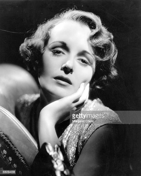 Mary Astor the stage name of Lucille Langehanke the American leading lady popular from the 20s through to the 40s