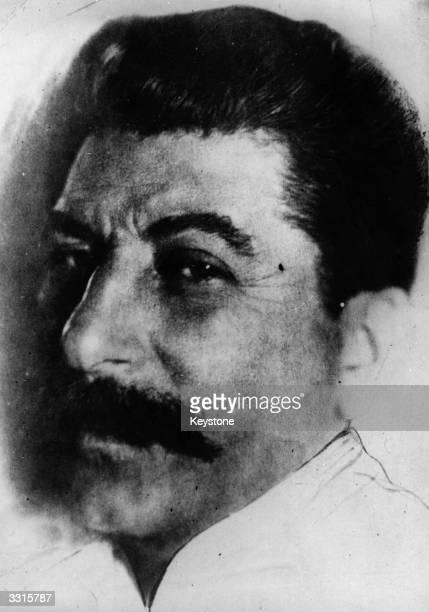 Russian dictator Joseph Stalin