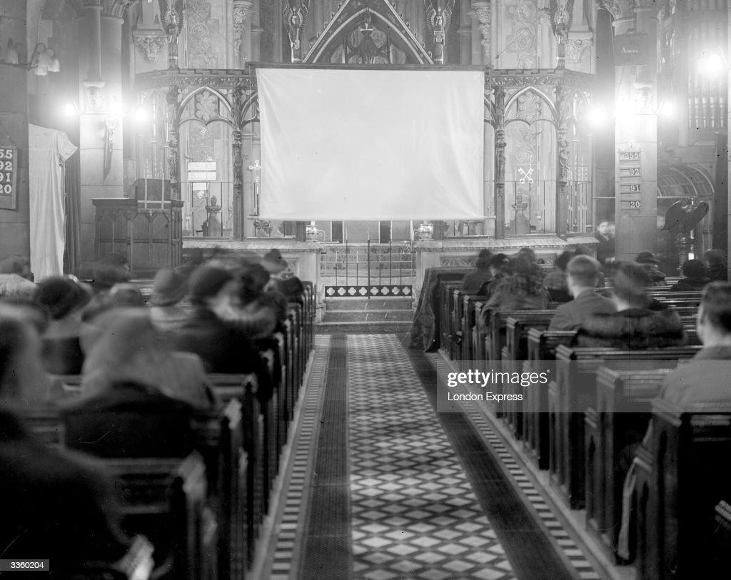 Church Cinema : News Photo