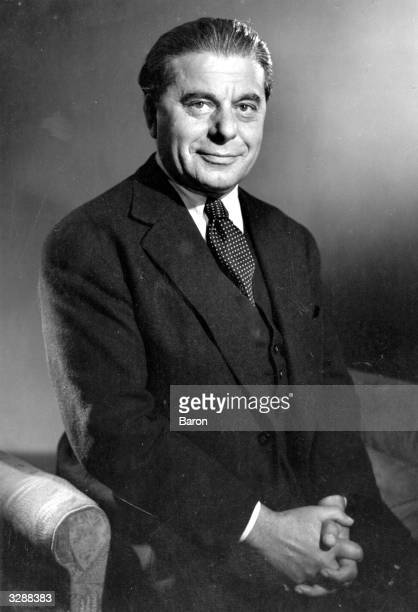 Hungarian producer and director Gabriel Pascal , who worked in Britain in the 1930's and was entrusted with the production of several of George...