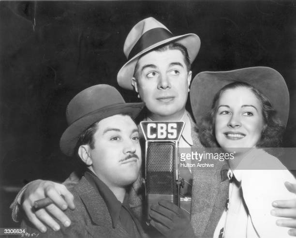 Shirley Ross the pianist and singer is with 'Oswald' and Ken Murray comedians at Columbia Shirley Ross is signed by Paramount and appeared in 'Thanks...