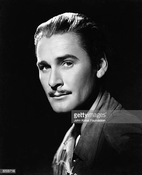 Tasmanian film star Errol Flynn nicknamed 'The Baron'