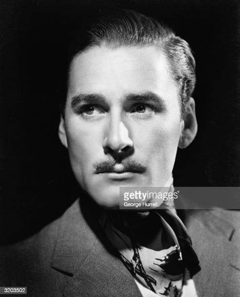 Tasmanian film star Errol Flynn
