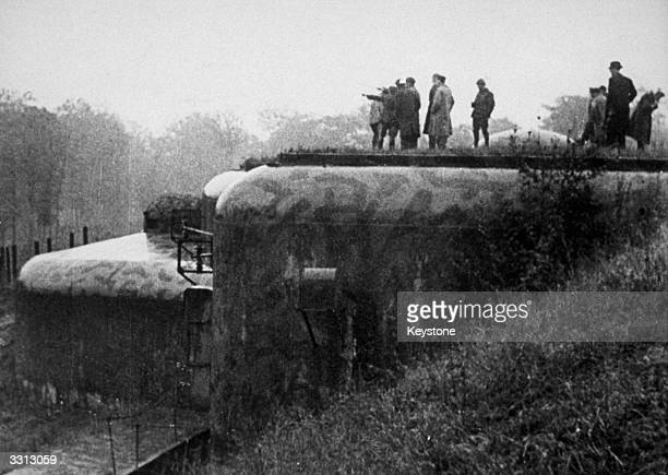Image result for maginot line getty images