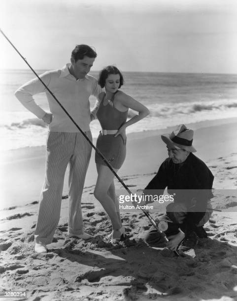 Heather Angel the British born leading lady who moved to Hollywood in 1933 and Herbert Mundin the British actor who had been in Hollywood since 1930...