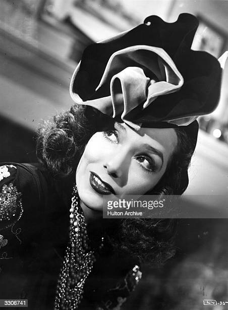 Lupe Velez the stage name of Guadeloupe Velez de Villalobos the temperamental Mexican leading lady of the 30's who was married to actor Johnny...