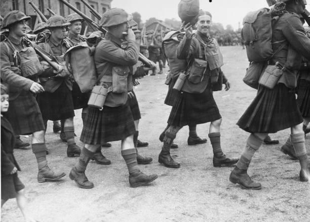Scottish Regiment Wall Art
