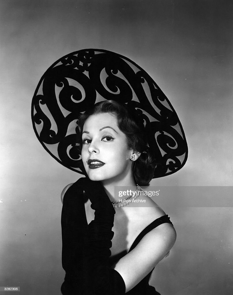Arlene Dahl American Film Actress Of Norwegian Extraction Who News Photo Getty Images