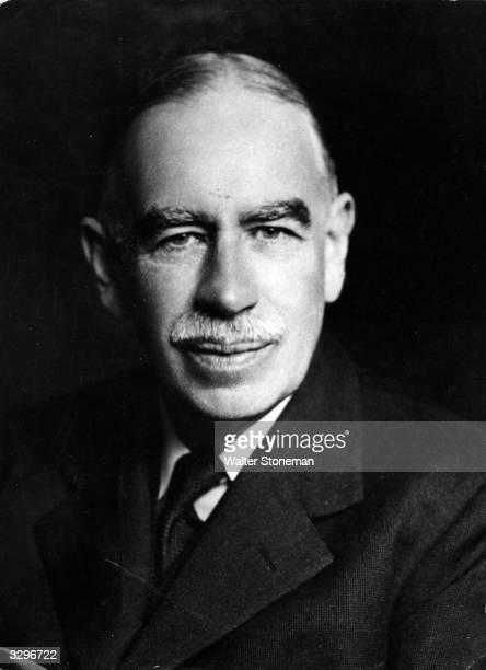 English economist John Maynard Keynes created 1st Baron Keynes
