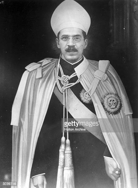 His Exalted Highness The Nizam of Hyderabad Nazim Asaf Jah Sir Usman Ali Khan Bahadur His reign ended when he was deposed in 1948 after India gained...