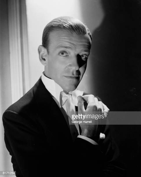 Hollywood star and dance supremo Fred Astaire
