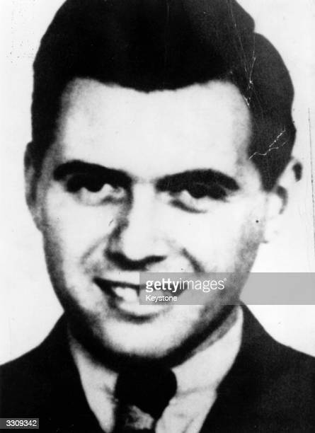 Joseph Mengele, before he became known as 'The Doctor of Auschwitz' and 'The Angel of Death' for his pseudo-scientific experiments on inmates in Nazi...