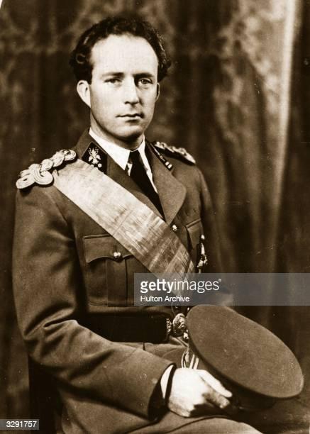 King Leopold III of the Belgians