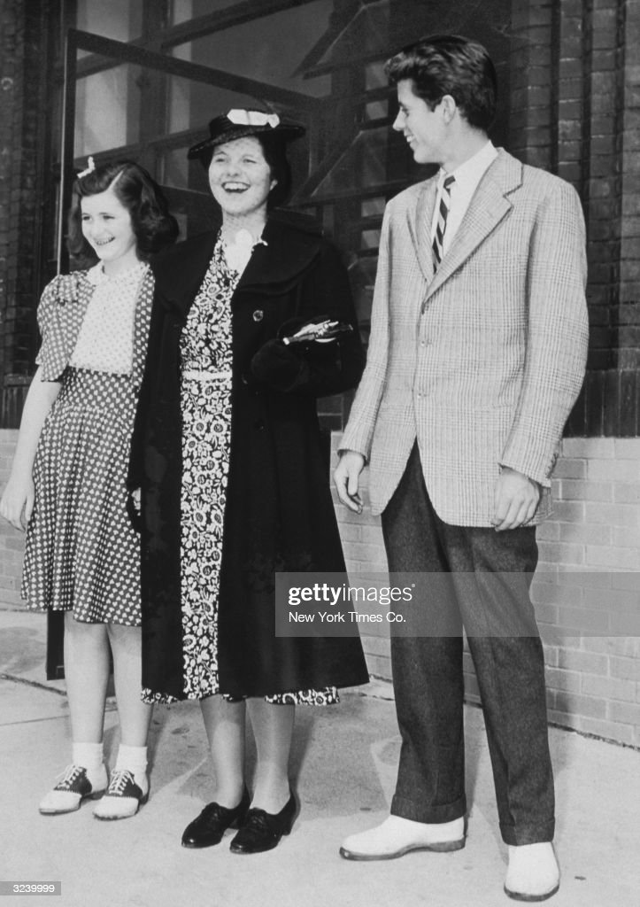The Kennedys : News Photo