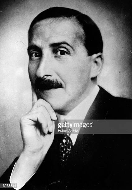 Stefan Zweig the writer poet and translator of Ben Johnson He was born in Austria but became a British citizen in 1940 He died by his own hand