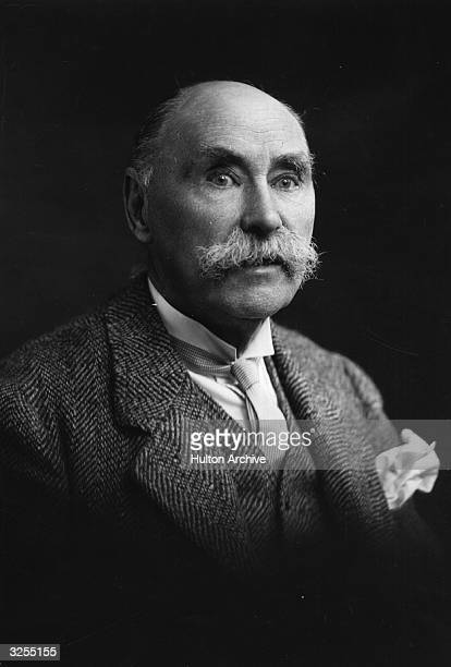 The Irish poet, philologist, historian and a founder of the Gaelic League, Connradh na Gaedhilge, Douglas Hyde .
