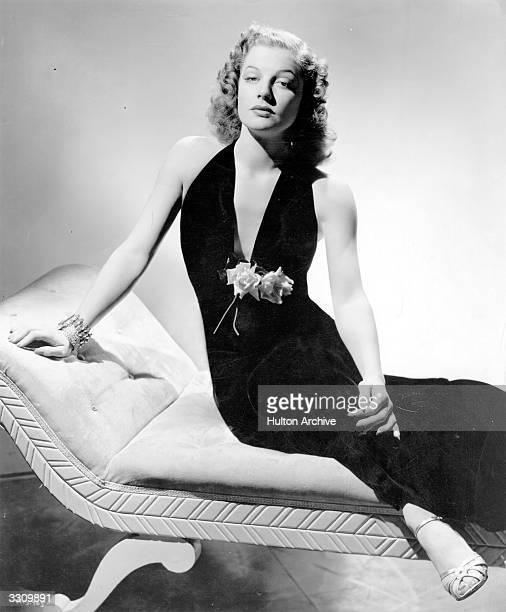 Ann Sheridan the American film and stage actress