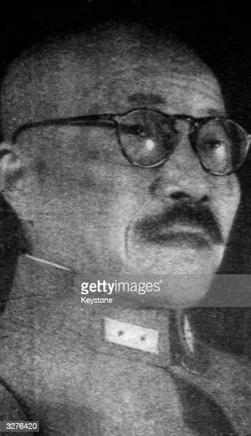 General Hideki Tojo promoted to Chief of Staff of Japan's Guangdong army in Manchuria in 1937 he then served as Minister of War from 194041 As...