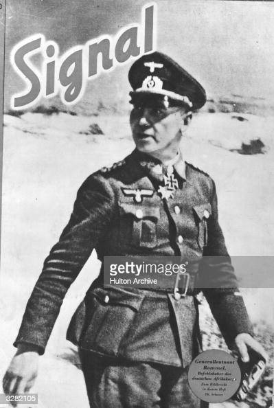 a biography of erwin rommel the german field marshall Field marshal erwin rommel - biographies and books on the wehrmacht and the afrika korps.