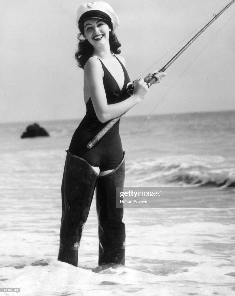 Ava Gardner : News Photo